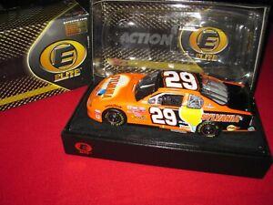 Kevin Harvick 2002 #29 Sylvania RCCA Elite NASCAR Diecast