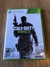 Call of Duty: Modern Warfare 3 (Microsoft Xbox 360, 2011) Works VC1