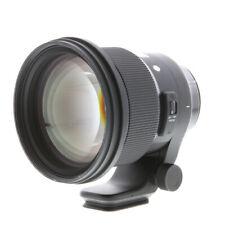 Sigma 105mm f/1.4 DG HSM Arte Lente Para Sony E