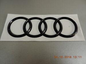 Original Audi A3 8V R8 Q2 Tt Emblème Anneaux Inscription Hayon Capot Avant