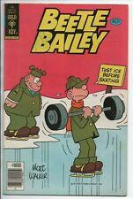 Gold Key Beetle Bailey #126 April 1979 FN/VF Mort Walker