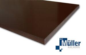 3 mm - Pertinax RI 40000 (Hartpapier) PF CP 201  HP 2061 - Abm. wählbar