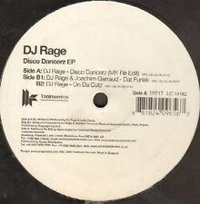 DJ RAGE - Disco Dancerz EP - Atelier d'outillage Trax