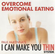 PAUL McKENNA - I CAN MAKE YOU THIN SYSTEM - OVERCOME EMOTIONAL EATING - CD