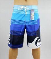 Men's Quiksilver BoardShorts Quick-Dry Blue Sizes: 30 - 38