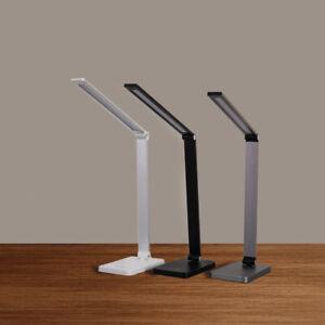 7W LED dimmbar Wireless USB Leselampe Arbeitsplatzleuchte Tisch-LeuchteLeselampe