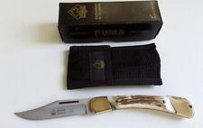 PUMA Prince STAG Lockback Folding German Hunting knife/knives - 210910 -NewInBox