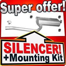 Rear Silencer TOYOTA AVENSIS 1.6 1.8  LIFTBACK LIMOUSINE 97-00 Exhaust Box LMM