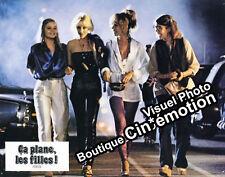 8 Photos Exploitation Cinéma 21x27cm /1980 ÇA PLANE LES FILLES Jodie Foster TBE