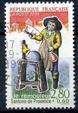 STAMP / TIMBRE FRANCE OBLITERE N° 2980 LES SANTONS DE PROVENCE