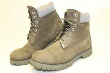 Timberland 33551 Mens 11 W Wide Six Inch Premium Nubuck Leather Hiking Boots