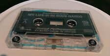 vintage cassette Demonstration MY LIFE IS IN YOUR HANDS Sound Performance TN htf
