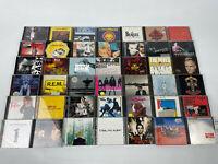 CD Sammlung Rock Alben 42 Stück - Beatle Massiv Attack Hive Guns n Roses REM