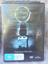 THE RING 2 NAOMI WATTS SIMON BAKER, DVD M R4