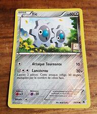 Carte Pokémon TIC PV 60 74/98 Reverse Pouvoirs Émergents VF