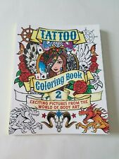 Tattoo coloring book 2 - 2015