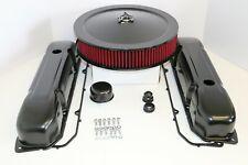 Bb Chrysler Noir Moteur Robe Up Kit Valve HOUSSES Rouge Lavable Nettoyant D'Air