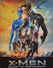 X-MEN - A2 Poster (XL - 42 x 55 cm) - Zukunft ist Vergangenheit Film Clippings