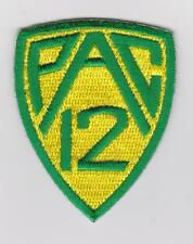 OREGON DUCKS PAC 12 PATCH GREEN PAC 12 & BORDER FOOTBALL BASKETBALL NCAA JERSEY