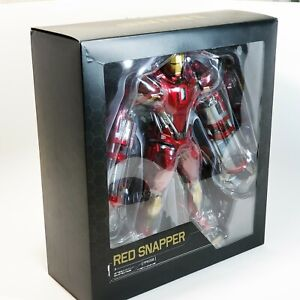 Hot Toys 1/6 Iron Man 3 Mark XXXV Red Snapper PPS002
