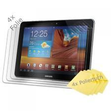 4x Protector Schutzfolie Samsung Galaxy Tab P7500 P7510 Displayschutzfolie Folie