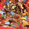 LOT DE COMPOSANTS ELECTRONIQUES NEUFS TRES DIVERS A BAS PRIX DESTOCKAGE