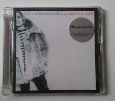 "Elliott Murphy Just A Story From America CD UK Reedicion 2013 ""Music On CD"""