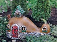 Fiddlehead Fairy Garden CROOKNECK COTTAGE - NIB