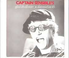 CAPTAIN SENSIBLE - Glad it´s all over