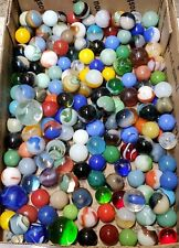 Vintage Antique Marbles ESTATE OLD Lot of 170 AKRO Vitro PELTIER Alley & MORE