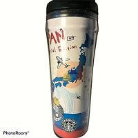 Starbucks Coffee Japan Airport Special Edition 12 oz Coffee Tumbler Cup 2008 199