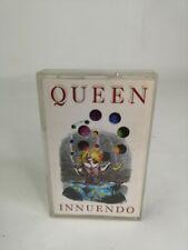 Queen Innuendo Original Audio Cassette 1991(A12)