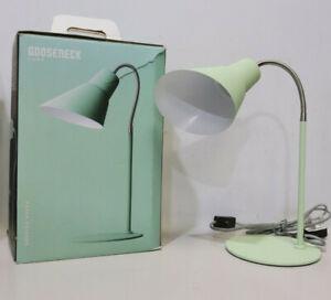WildWood Swedish Green Gooseneck Desk Lamp Light Brand New Boxed - 232