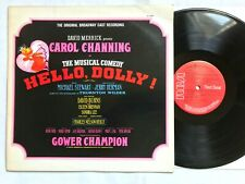 HELLO DOLLY (Original Broadway Cast Recording) RCA Red Seal ‎– BL 42962