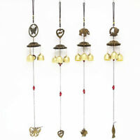 Outdoor Door Hanging Decoration Wind Bell Manual Gifts Metal Pipes Wind Chimes