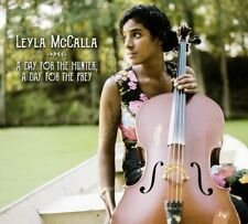 LEYLA MCCALLA - A DAY FOR THE HUNTER,A DAY FOR THE PREY   CD NEUF