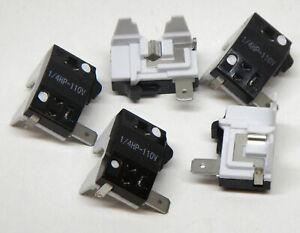 4TM14-5 PACK Refrigerator Overload for 1/4 HP Compressors Compressers