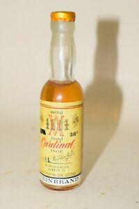 Grand Cordinal VSOP Weinbrand 0,04 l 38 % mini flasche bottle miniature HAMBURG
