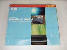 "Pelican HardBack 1090 15"" Laptop Notebook Protector Case Padded Interior"