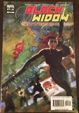 Black Widow #3 January 2006 Marvel Bill Sienkiewicz Daredevil Natasha Romanoff