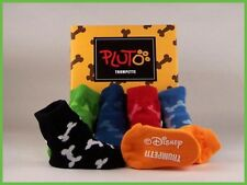 Trumpette Disney Pluto 1-2 years Cute Toddler Socks Box Set of 6