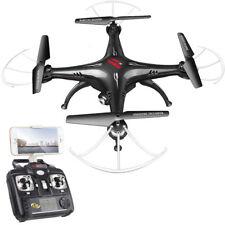 Explorer SYMA X5SW RC Quadcopter Drone Wifi Camera FPV Real Time Headless Black