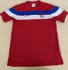 Boys Umbro Rangers Football Club Shirt, Gb Lb, Eur 152
