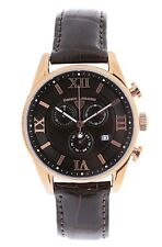 Swiss Legend Men's Leather Casual Watch Swiss Quartz watch 22011-RG-01-AAT22M