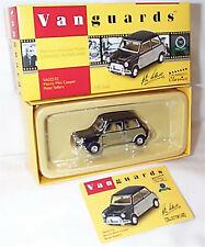 Morris Mini Cooper Peter Sellers 1-43 scale Diecast model ltd Ed VA02532