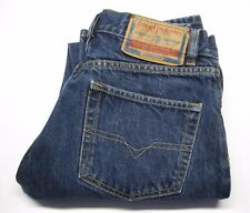Diesel Basic Jeans KEETAR Straight Fit Distressed Blue Jeans size 28x31 – Nice