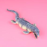 Simulation big mosasaurus dinosaur toy soft pvc hand painted model dinosaur YJ