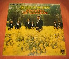 "Herb Alpert's Tijuana Brass Lp "" THE BEAT OF THE BRASS "" A&M / ITALIA / 1968"