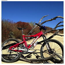 Top of the line Foes Mountain bike