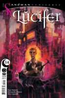 Lucifer #14 DC Comics 2019 SANDMAN  BLACK LABEL COVER A 1ST PRINT